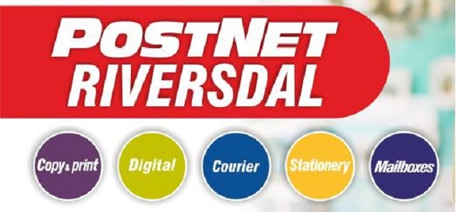 Postnet riversdale copyprint digital courier stationery mailboxes postnet riversdale colourmoves Choice Image
