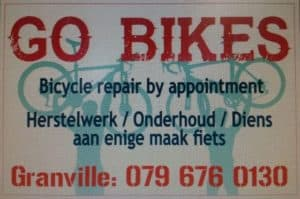 Go Bikes Bicycle Repairs at your home.