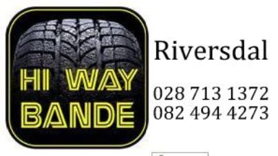 Hi Way Bande / Hi Way Tyres