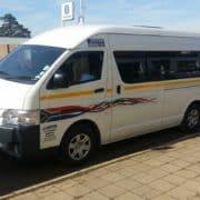 J Arpin Charter Services / Vervoer Dienste