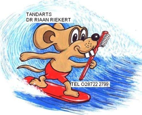 Dr Riekert Dentist / Tandarts in Heidelberg & Riversdale in Western Cape. Orthodontist