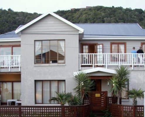 Rinkink Beach House Luxury Self catering in Wilderness George region