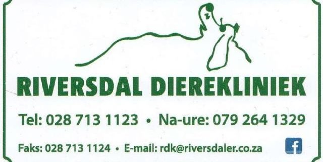 Riversdale Animal Clinic / Dierekliniek