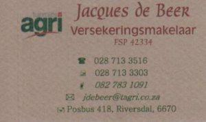 Tuinroete Agri Insurance