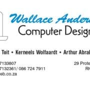 Wallace Anderson Grafiese Ontwerp