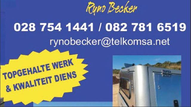Becker Broers Canopies