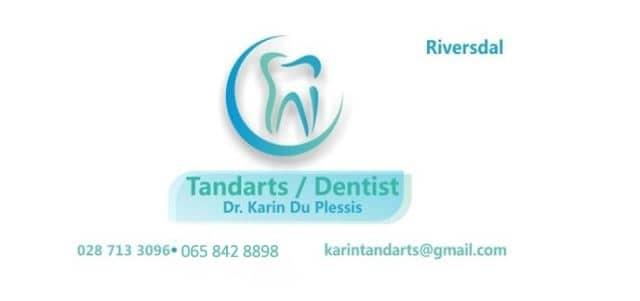 Dr Karin Du Plessis Dentist