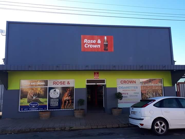 Rose & Crown Petshop Riversdale