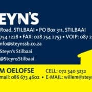 Steyn's Building Supplies & Hardware