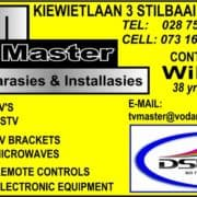TV Master Repairs & Installations