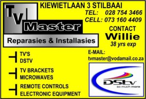 TV Master Repairs & Installations