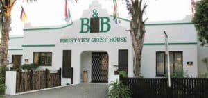 Forest View Guest House Bed and Breakfast Sedgefield