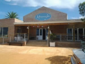 Allegaartjie Restaurant
