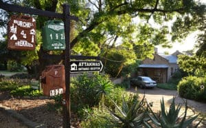 Attakwas Accommodation Oudtshoorn
