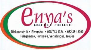 Enya's Coffee Shop GR&KK App