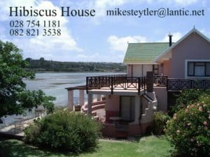 Hibiscus House Stilbaai