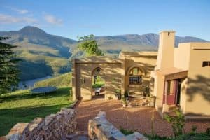 Akasha Mountain Retreat self catering