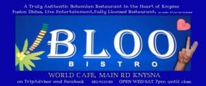 Bloo Bistro World Café