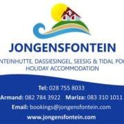 Jongensfontein Holiday Rentals