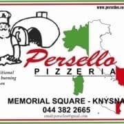 Persello Pizzeria Restaurant