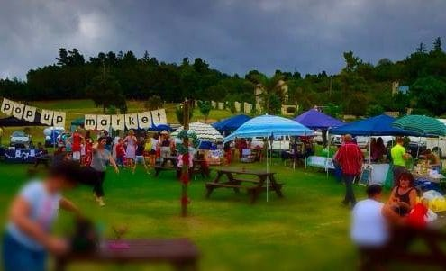 The Knysna Friday Market
