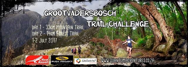 Grootvadersbosch trail Challenge