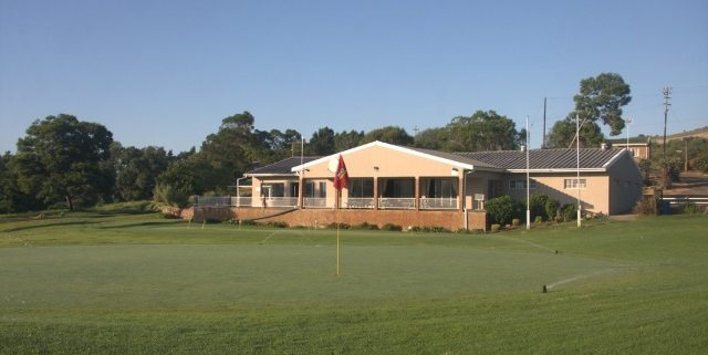 Riversdal Golfbaan