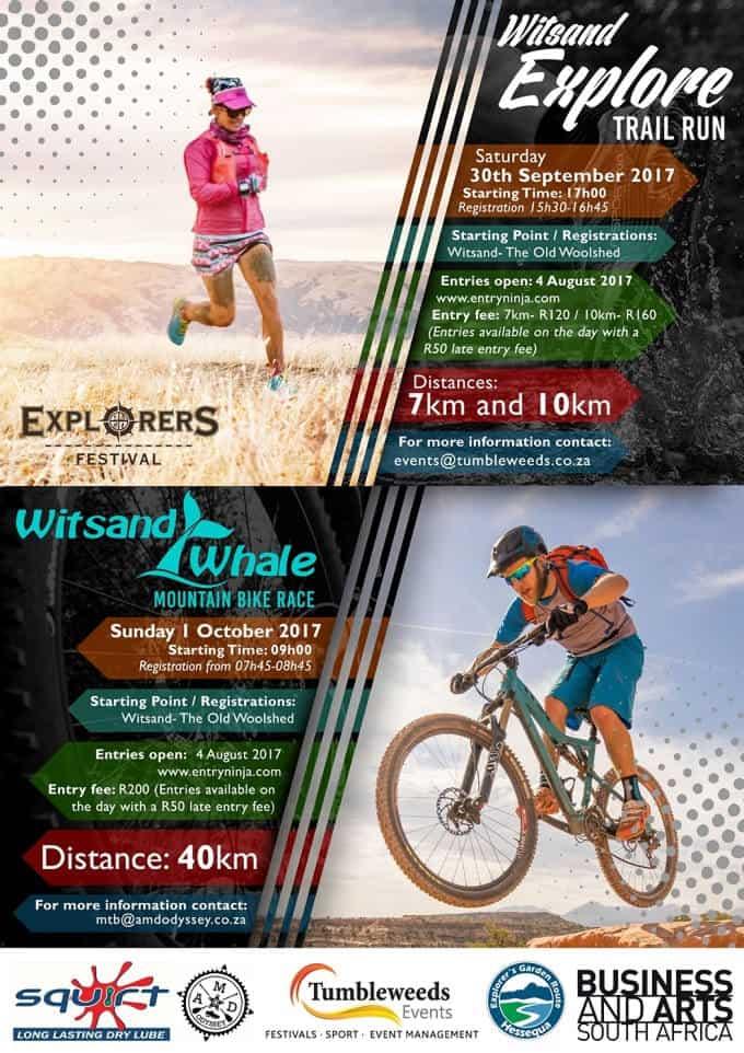 Whale MTB-Explore Trail run