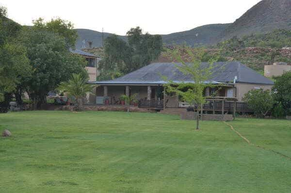 Cango Caves Estate Guest House , Farmhouse Self Catering