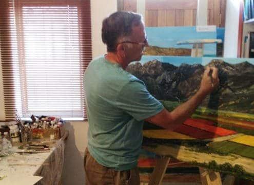 Chris Benadie GR&KK Arts & Crafts