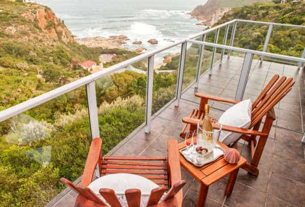 Headlands House Guest Lodge views views