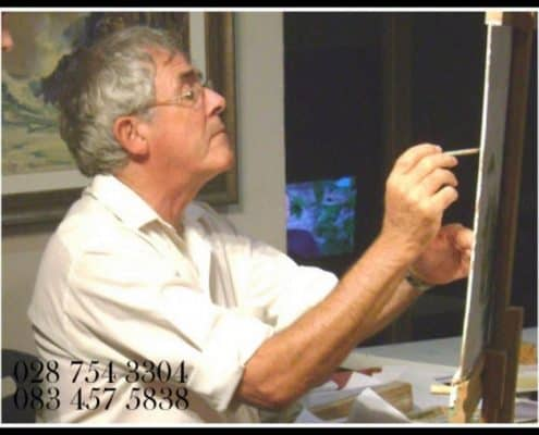 Louis Hiemstra GR&KK Arts & Crafts