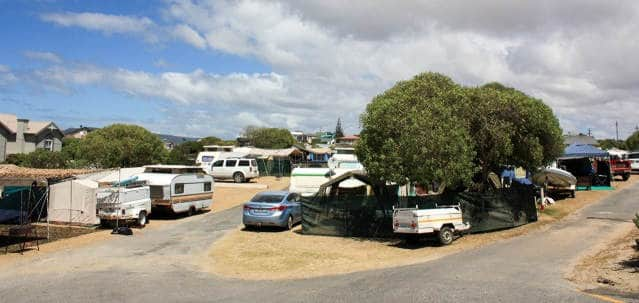 Witsand Caravan Park West Camp