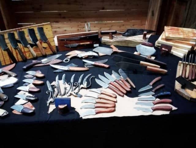 PVB Knives