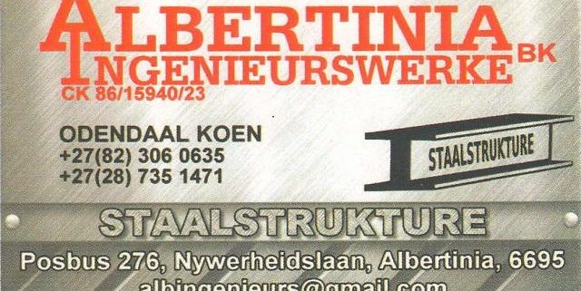 Albertinia Ingenieurswerke