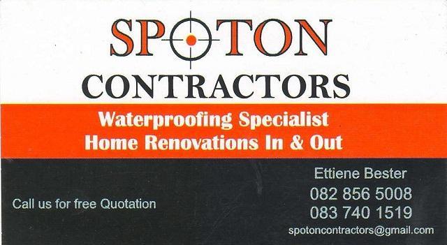 Spoton Contractor Stilbaa