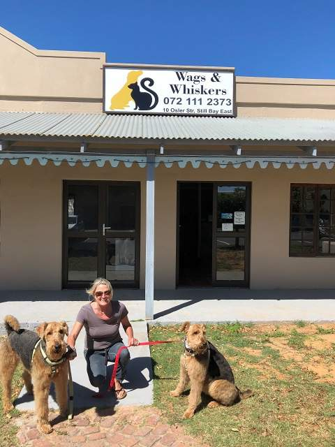 Wags & Whiskers Pet Parlour in Stilbaai