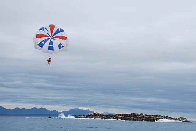 White Shark Parasailing Mossel Bay