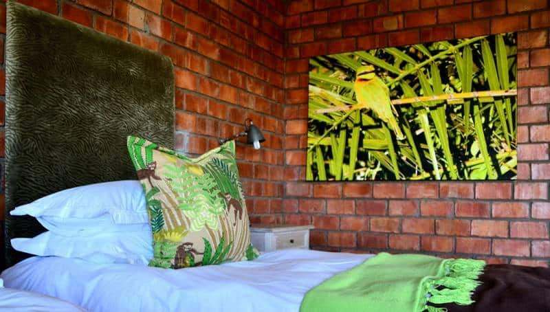 Springbok Room Wolwedans Game Farm