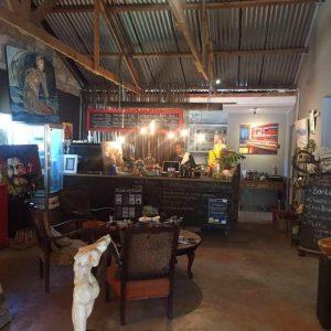 Black Vanilla Coffee Shop