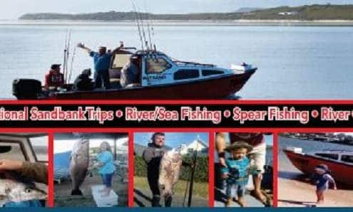 Fish Witsand - Witsand Fishing Charters WJ Crafts