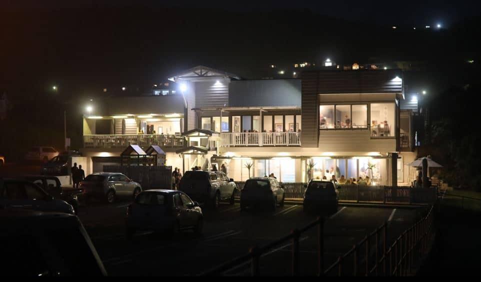 Visgraat Restaurant Glentana