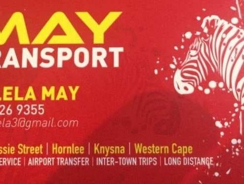 May Transport Knysna