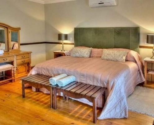 Berluda Farmhouse & Cottages Accommodation